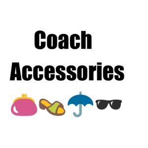 Coach Accessories!!!!!